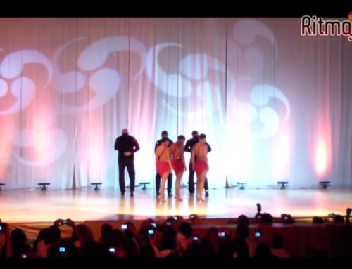 Salsa: Yamuleé [Esa mujer] | Euroson Latino 2012