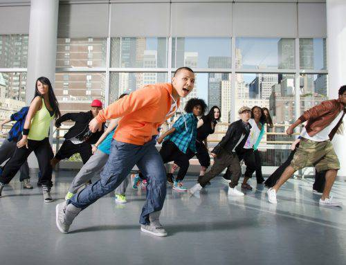 Why Learning Dance Wasn't As Scary As I Thought
