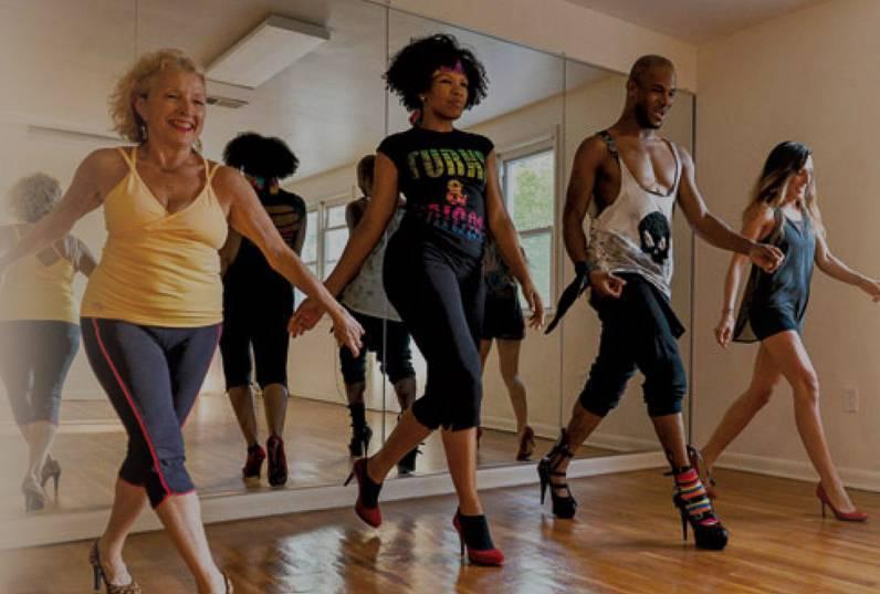 DancelifeX - Sexy Heels Dance